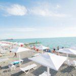 пляж Курортный гороок Сочи